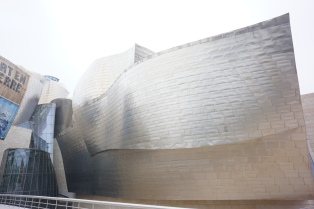 The Guggenheim - a must-see for anyone visiting Bilbao