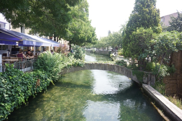 Picturesque L'Isle sur la Sorgue