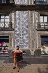 Casa del azulejos, Mexico City