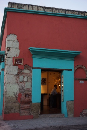 Oaxaca - the most vibrant colonial architecture I have ever come accross