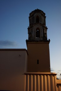 Romantic colonial style in Oaxaca