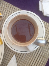 Chocolate caliente - traditional drink