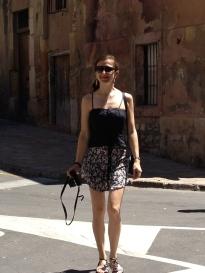 Summer city style