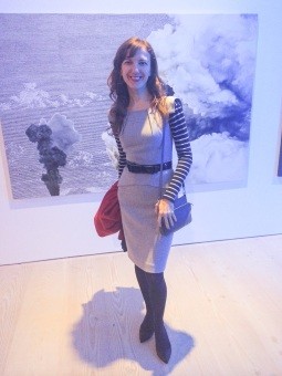 Saatchi Gallery private view