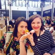 Life is sweet, especially when you get to spend a Sunday at a food market in Lisbon with your best friend